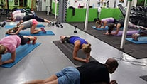 Group Fitness Boot Camps