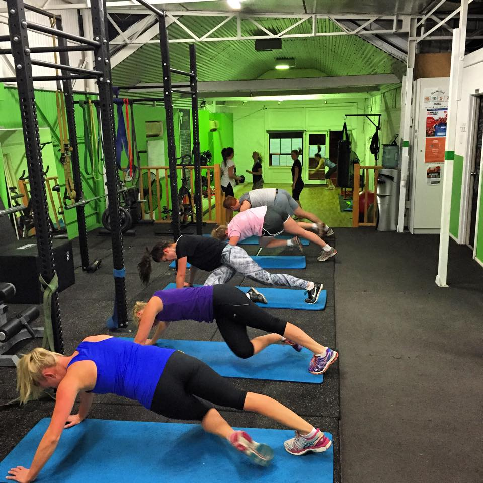 Boot Camp and Group Fitness