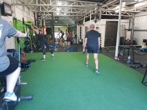 Group Training Session