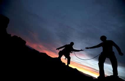 mountain-climber
