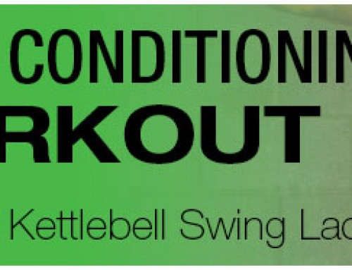 Fat Loss Conditioining Workout 1