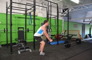 Bent-Over-Dumbell-Row