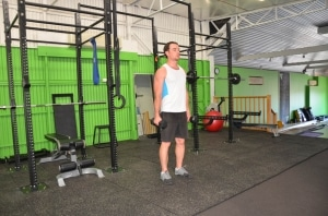Dumbbell Jump Squats - Personal Trainer, Boot Camp and