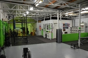 personal training studio 3