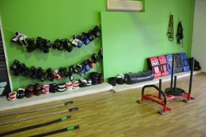 personal training studio 5
