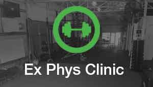 Learn more about our exercise physiology services