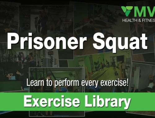 Prisoner Squat