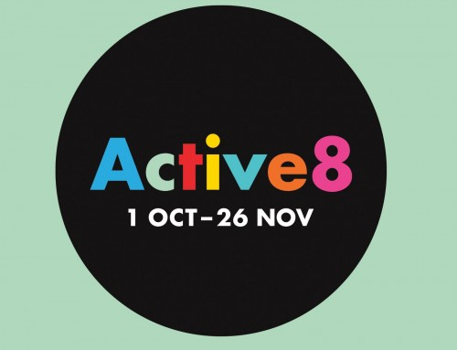 Active8 2017 in Moonee Valley