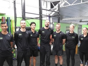 Personal Trainer Gym Coaches