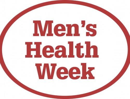 Men's Health Week 2018