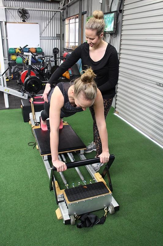 Pilates Teacher Amy Laurie
