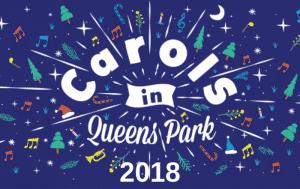Christmas Carols in Queens Park 2018