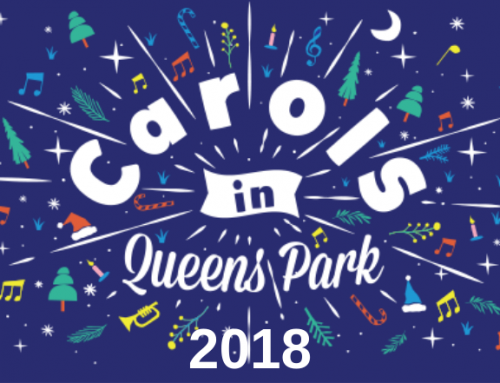 Xmas Carols 2018 in Queens Park