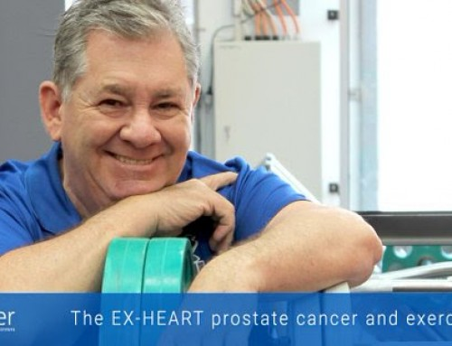 Prostate Cancer & Exercise Research