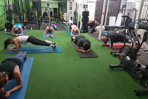Community Fitness Environment