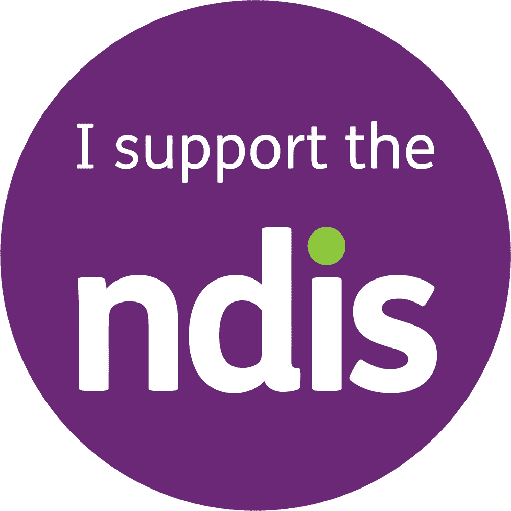 we support the ndis
