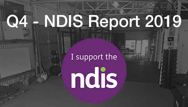 Quarter 4 of the NDIS 2019 Report