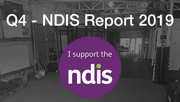 NDIS Quarterly Report June 2019