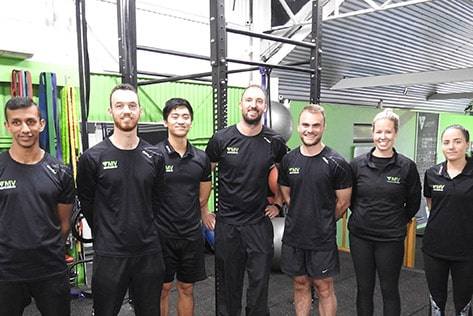 MVFitness Trainers and Coaches