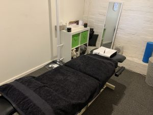 Treatment Bed for Massage