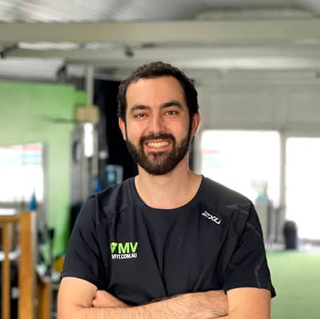 Exercise Physiologist - Melbourne Gym & Clinic James Addy