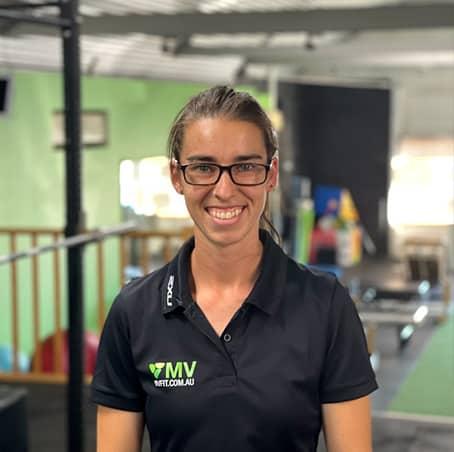 Personal Trainer Hannah Francavilla